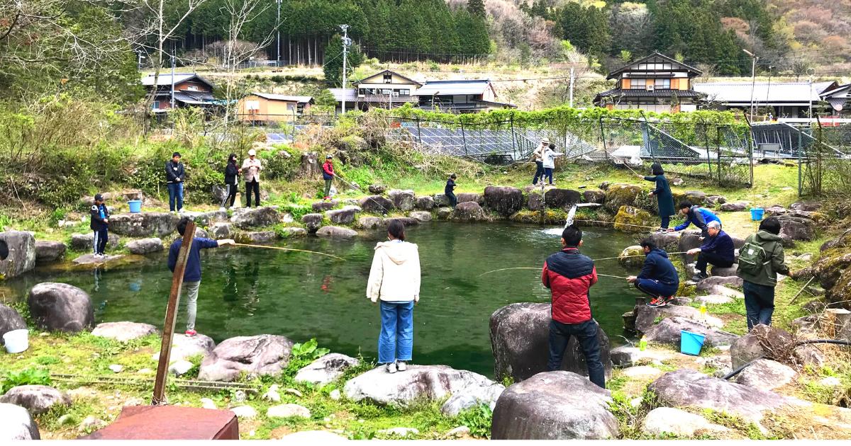 小坂町淡水魚養殖漁業組合